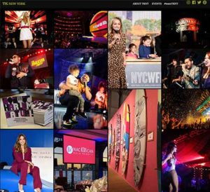 Customized Design Website for TKNewYork.com Website Featured Image Thumbnail